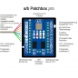 Mobile Preview: a/b Patchbox pro