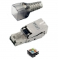 Preview: RJ45 Stecker geschirmt
